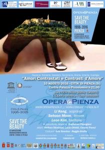 """Concerto """"Amori contrastati e contrasti d'amore"""""""